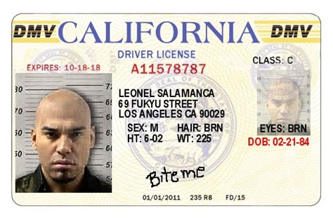 wisconsin drivers license template ca dmv ordered to ignore identity theft by illegals big
