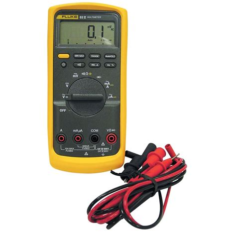Multimeter Fluke 83 fluke 83 5 digital multimeter 2075004 flu83 5