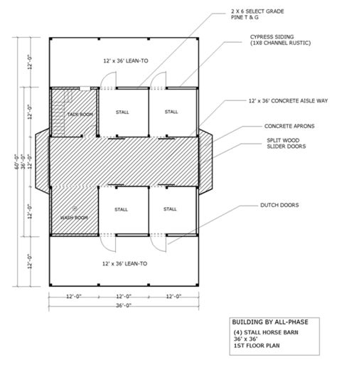 house plan pole barn blueprints 30x50 metal building