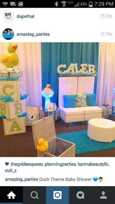 Rubber Duckie Baby Shower by 25 Best Ideas About Rubber Ducky Baby Shower On