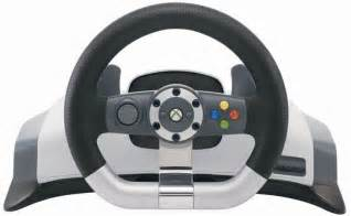 Steering Wheel Xbox 360 Xbox 360 Wireless Racing Wheel Playseat