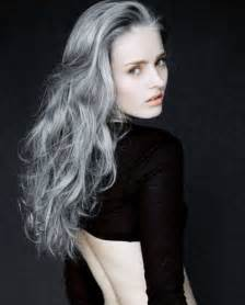 gray colored hair 10 gorgeous ways to go gray brit co