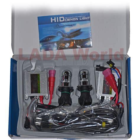 lada bixenon h4 bulp bi xenon hid light kit lada world