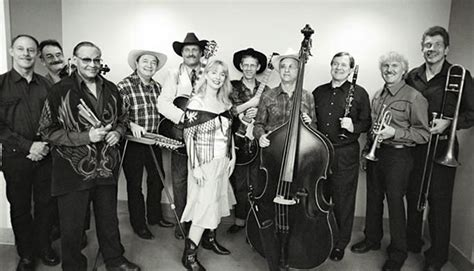 lost weekend western swing band concert details