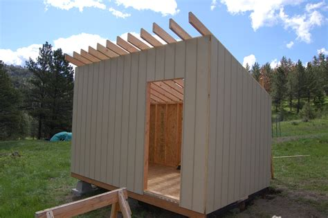 build  inexpensive storage shed woodturning