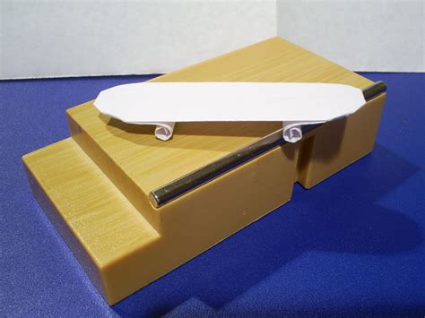How To Make Paper Skateboard - origami skateboard all