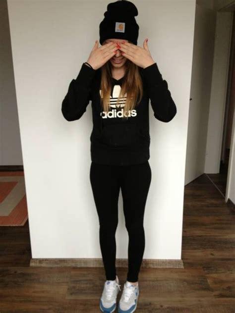 In Swag L by Buy Trefoil Pullover Hoodie S Hoodies From Adidas