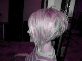 spiky top inverted bob stacked bob hairstyles back view style them fabulous