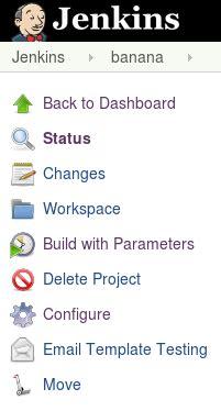 format jenkins email jenkins configure project bytefreaks net