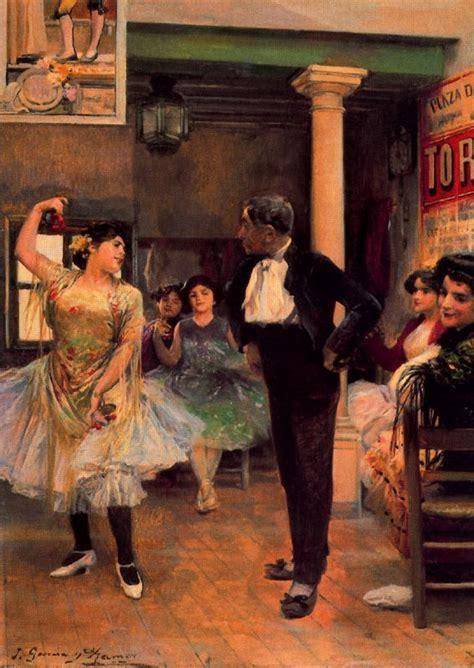 jose garcia ramos paintings cabaret by jose garcia ramos spanish 1852 1912 all