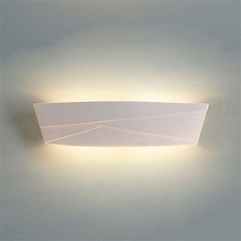 Modern Vanity Lights by 23 5 Quot Modern Lines Ceramic Vanity Light