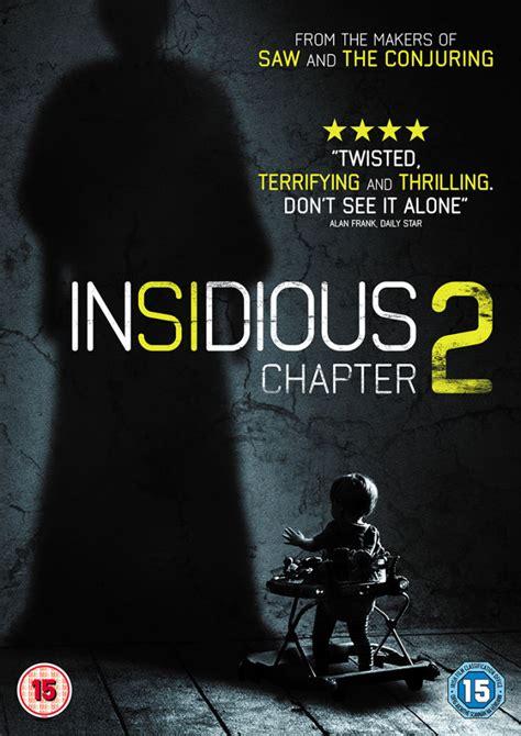 insidious movie in order insidious 2 dvd zavvi com