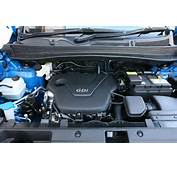 The 16 Ltre Engine Needs To Be Worked Shift Sportage