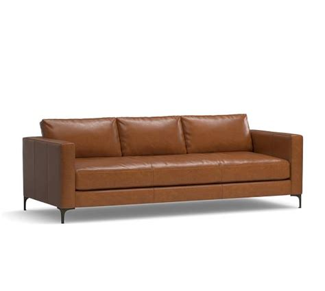 pottery barn sale save 25 leather furniture more this weekend only