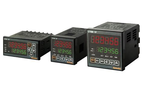 Autonics Counter Timer Fx4h I autonics ct6m 2p4 counter and timer 6 digit 2 preset 2
