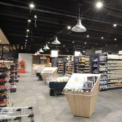 supermarket interior design 1000 ideas about supermarket design on retail
