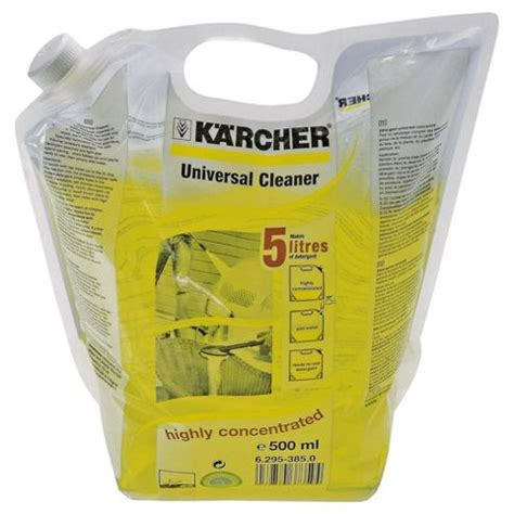 Karcher Universal Cleaner Buy Karcher Universal Cleaner Pouch 500ml From Our Cleaning Agents Range Tesco