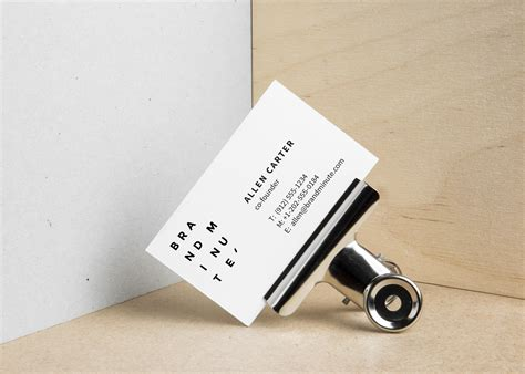 3 Realistic Business Cards Mockup Templates by Realistic Business Cards Mockup 5 Graphicburger