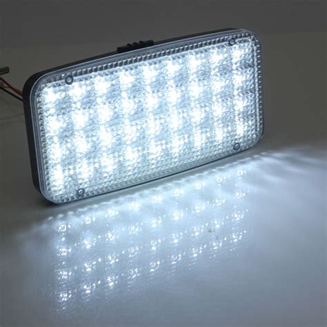 12v 36 led car auto vehicle ceiling dome roof interior