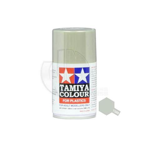 Tamiya 85088 Ts 88 Titan Silver Tamiya Ts 88 Titanium Silver 100ml Acrylic Spray Paint