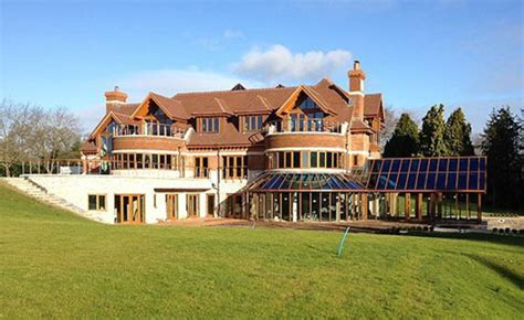 epl home most expensive homes of famous footballers