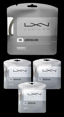 Kaos Strg wilson webmagazine ウイルソン ウェブ マガジン products luxilon