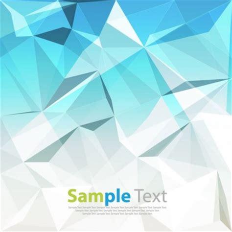 wallpaper abstrak segitiga desain biru abstrak latar belakang vektor ilustrasi vektor
