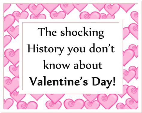 valentines day pagan what you didn t about valentine s day
