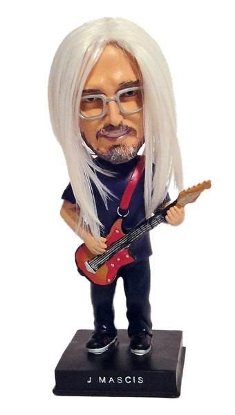 j mascis bobblehead for sale 17 best images about rock and roll toys on