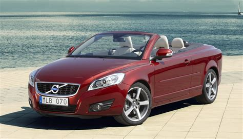 convertable volvo 2010 volvo c70 convertible preview