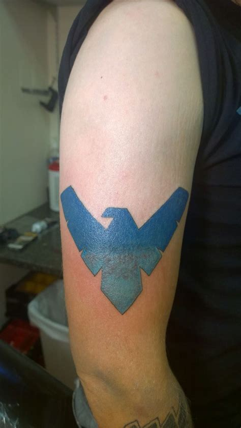 nightwing tattoo 17 best images about tattoos on twenty one