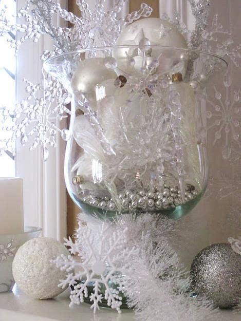 snowflake decorations   winter wonderland baby