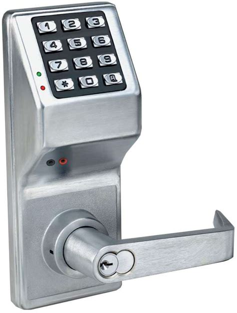 Door Locks by New Alarm Lock Trilogy 174 Dl4100 Electronic Digital Privacy Lock