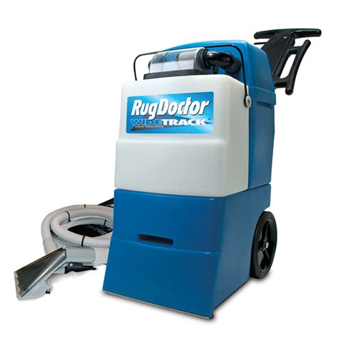 how do you use a rug doctor shop rug doctor wide track 1 speed 3 7 gallon upright carpet cleaner at lowes