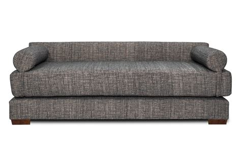 Modern Daybed With Back Contemporary Sleeper Sofa By