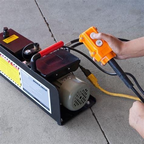 portable car lifts quickjack bl 3500slx portable car lift garage lift system