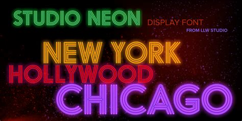 font neon all search results for quot neon quot urban fonts