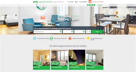 only appartments only apartments screen shot red viaggiare news in giro