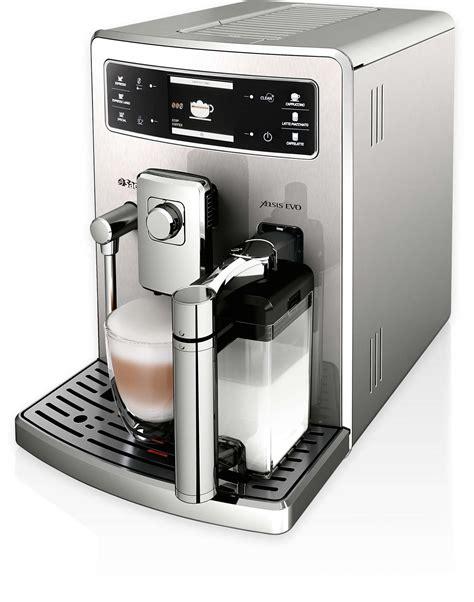 Xelsis Evo Super automatic espresso machine HD8954/47   Saeco