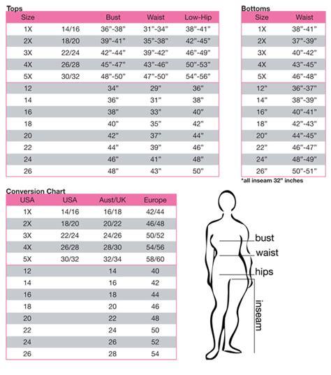 1 Emory Gracieux Measuement Size Large lavish boutique size chart