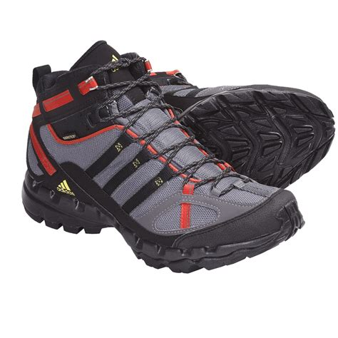 adidas hiking adidas outdoor ax 1 mid gore tex 174 hiking boots for men