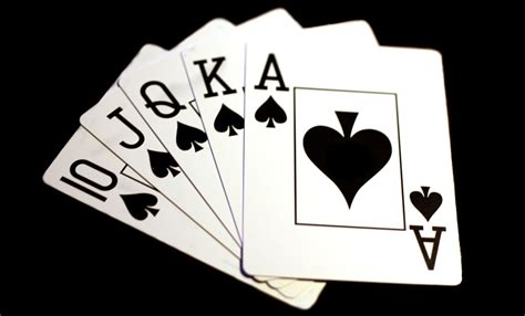 royal flush spades by adsc on deviantart