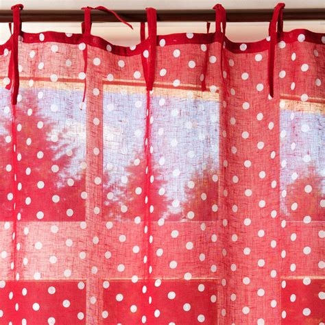 red polka dot kitchen curtains red and white and kitchen curtains curtain design