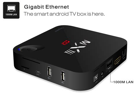 Jual Tv Android Box jual mx iiii g android tv box support 4k ram 2g android lollipop