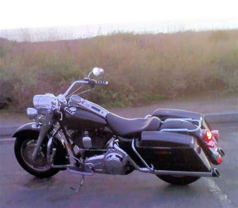 Harley Davidson Road King Seat by Hd Brawler Seat For Road King Harley Davidson Forums