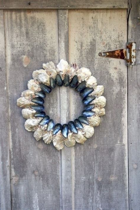 craft projects with shells 25 best ideas about oyster shell crafts on