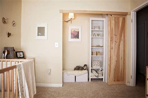 california diy reading nook mini closet with barn