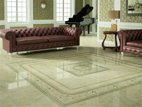 Living Room Floor Tiles Ideas Living Room Tiles 37 Classic And Great Ideas For Floor Tiles Hum Ideas
