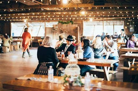 5 Types of Indoor Hill Country Wedding Venues