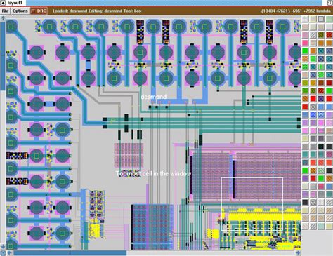 layout in vlsi design magic vlsi